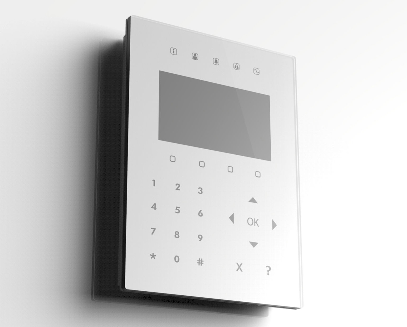Intrusion Detection Pemac An Expandable Multi Zone Modular Burglar Alarm They Are Designed To Enable Disable Or Partially Disassemble The System From Keyboards You Can Also Exclude Zones View Events Of